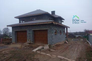Дом под ключ в Заславле